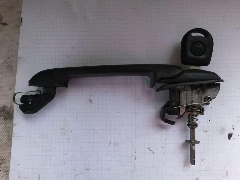 Türgriff links vorn mit Schlüssel VW GOLF III (1H1) 1.8 55 KW