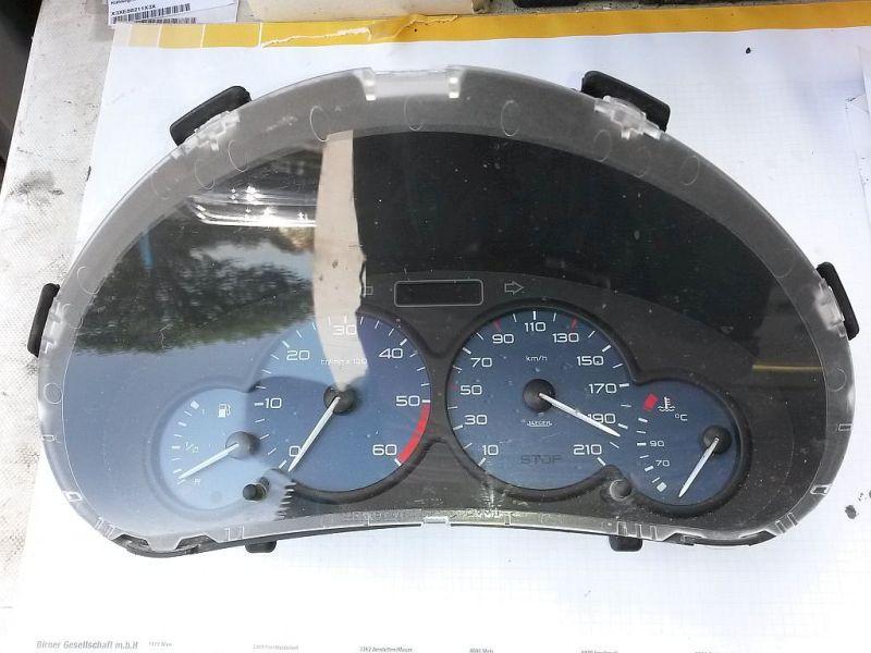 Tachometer  CITROEN BERLINGO (MF) 2.0 HDI 90 66 KW