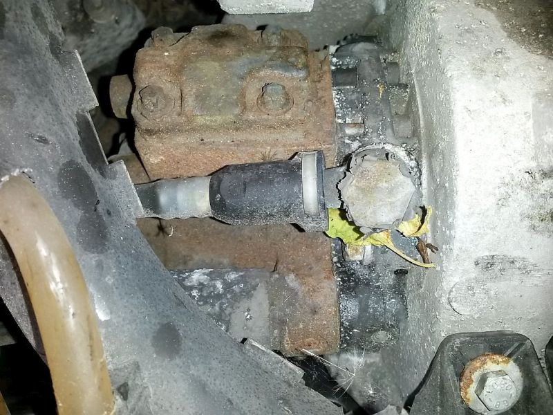 Einspritzpumpe (Diesel)  CITROEN BERLINGO (MF) 2.0 HDI 90 66 KW
