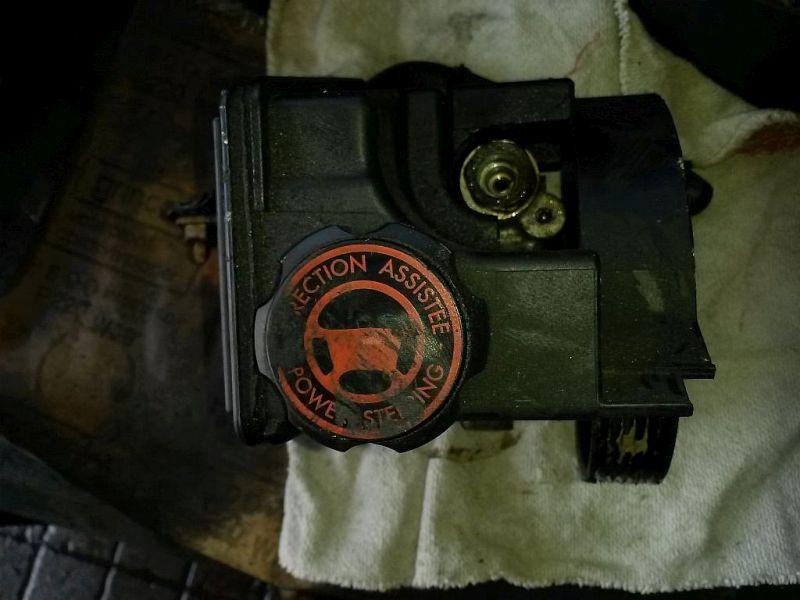 Servopumpe  CITROEN BERLINGO (MF) 2.0 HDI 90 66 KW
