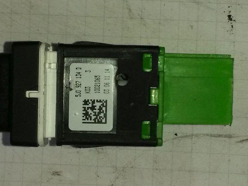 Schalter ABS ESP  SKODA FABIA 1.6 TDI CLASSIC 55 KW