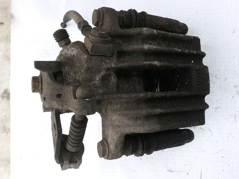 Bremssattel rechts hinten geprüftes Ersatzteil SKODA FABIA 1.6 TDI CLASSIC 55 KW