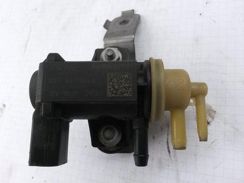 Magnetventil Turbolader  SKODA FABIA 1.6 TDI CLASSIC 55 KW