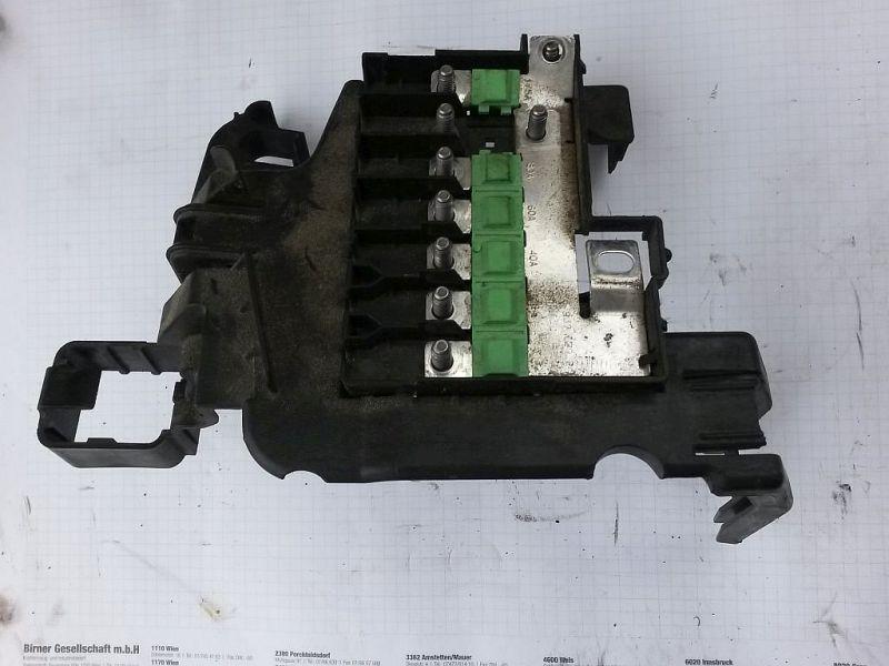 Sicherungskasten  SKODA FABIA 1.6 TDI CLASSIC 55 KW