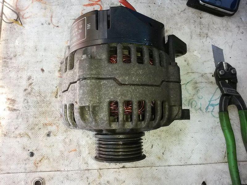 Lichtmaschine  FORD FIESTA IV JA 1.3I 44 KW
