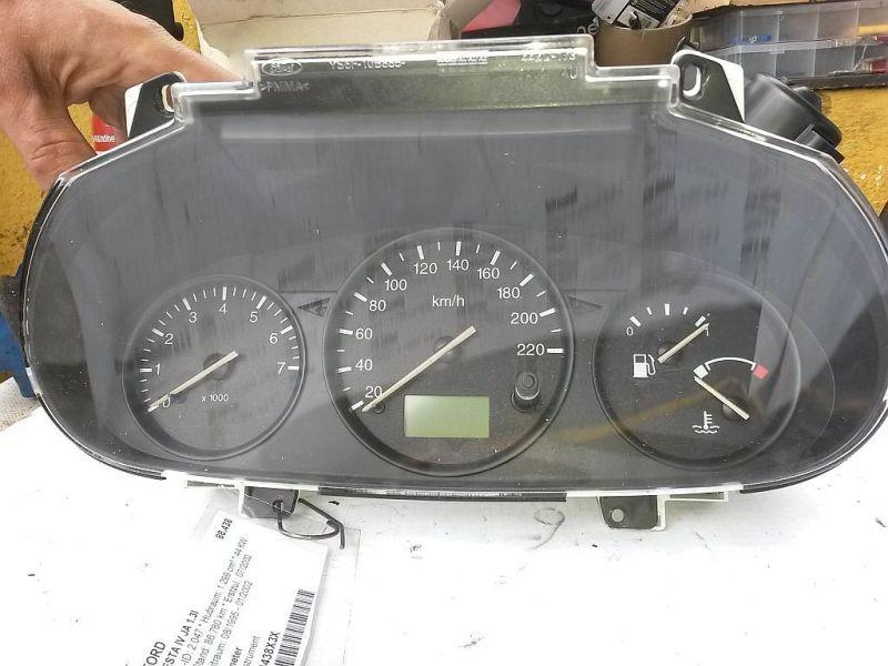 Tachometer Kombiinstrument FORD FIESTA IV JA 1.3I 44 KW