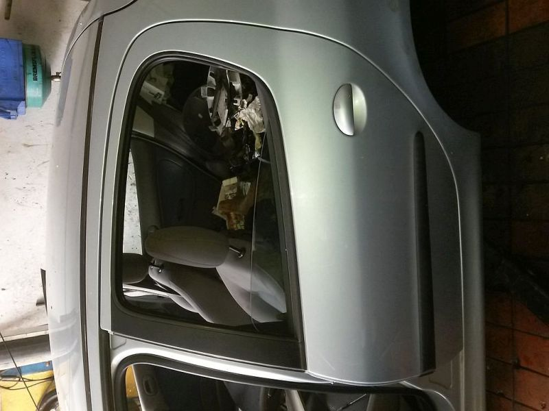 Tür links hinten  PEUGEOT 206 SCHRÄGHECK (2A/C) 1.4I 55 KW