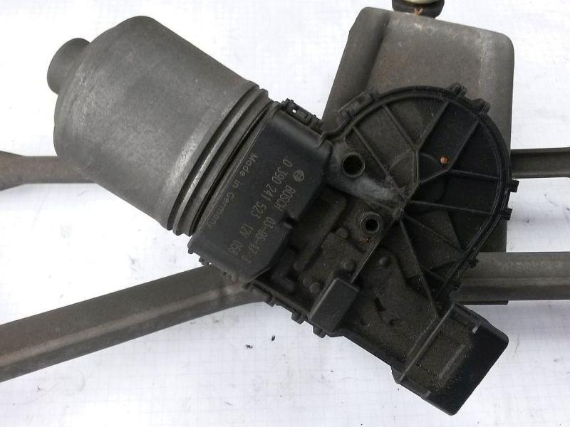 Wischermotor vorne  PEUGEOT 206 SCHRÄGHECK (2A/C) 1.4I 55 KW