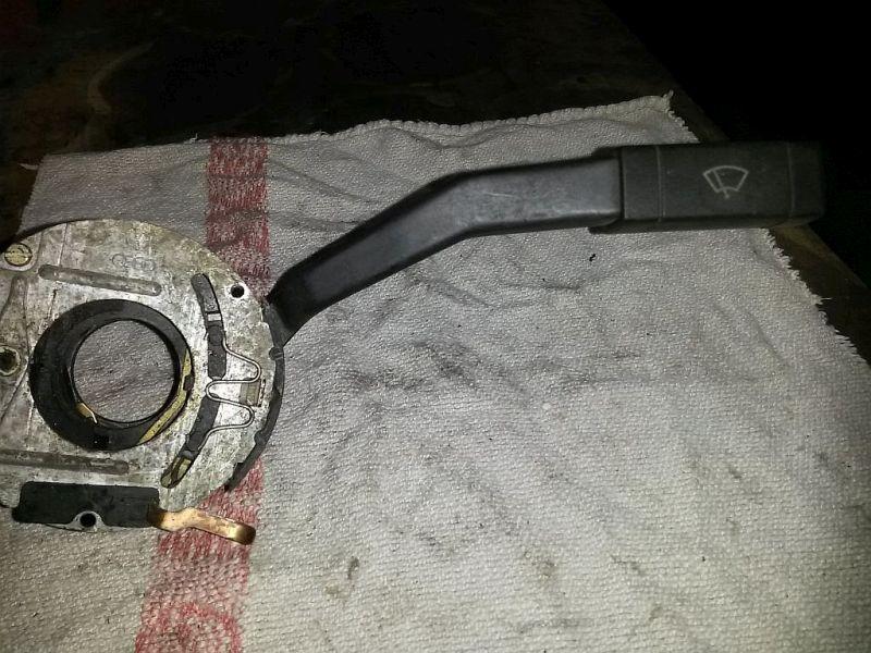 Schalter Wischer  AUDI 80 (81, 85, B2) 1.6 55 KW