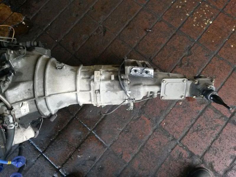 Getriebe (Schaltung) 5 Gang  MAZDA MX-5 II (NB) 1.6 16V CABRIO 81 KW