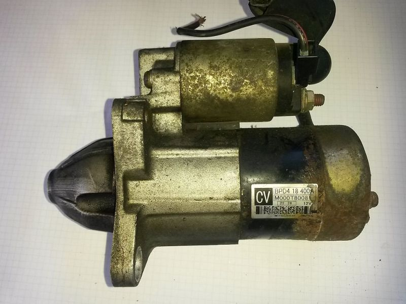 Anlasser Starter MAZDA MX-5 II (NB) 1.6 16V CABRIO 81 KW
