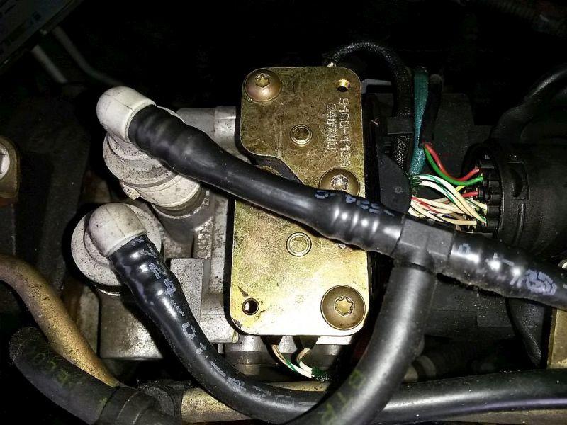 Einspritzpumpe (Diesel)  FIAT PUNTO (188_) 1.9 DS 60 44 KW