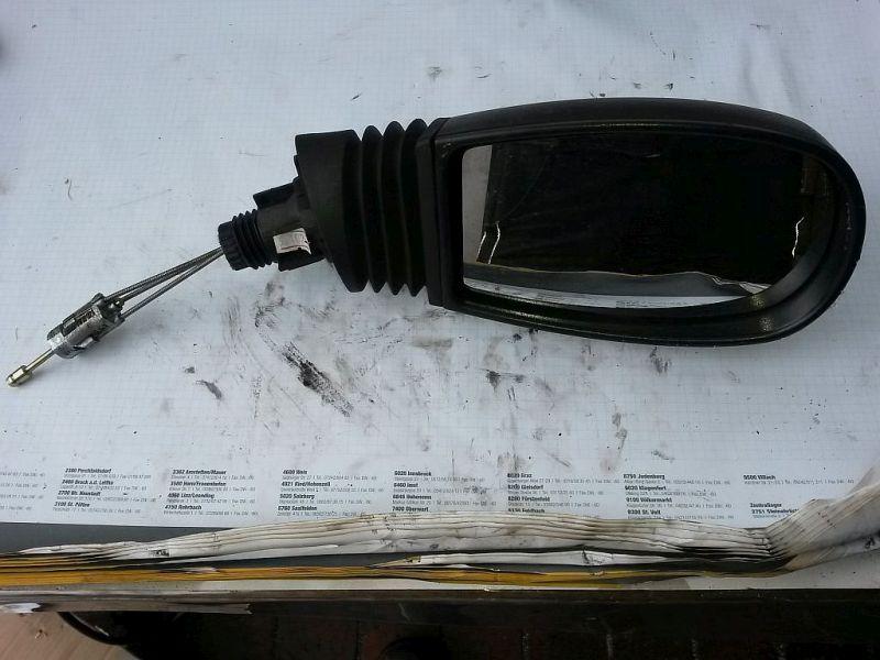 Außenspiegel mechanisch Standard rechts  FIAT PUNTO (188_) 1.9 DS 60 44 KW