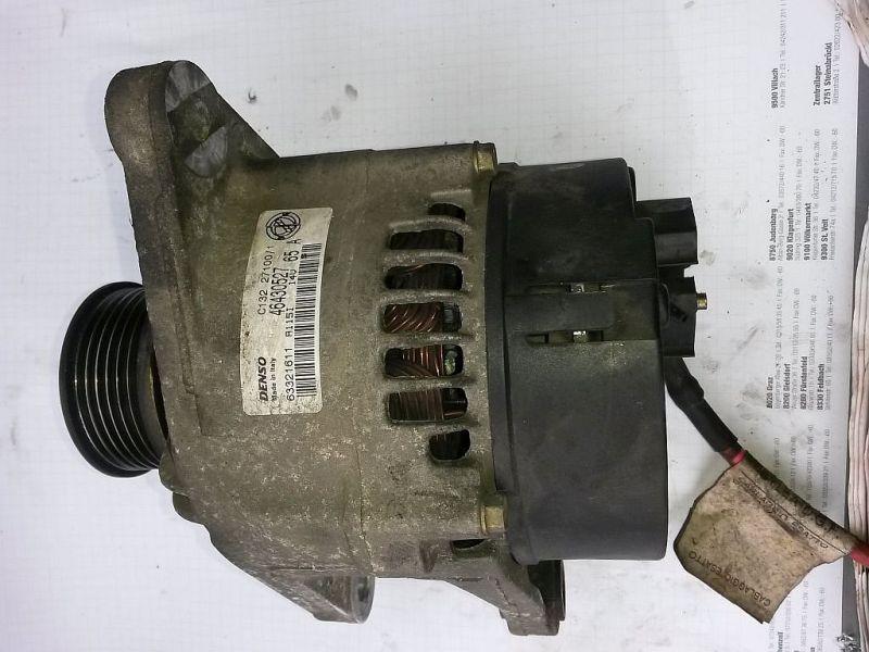 Lichtmaschine  FIAT PUNTO (188_) 1.9 DS 60 44 KW