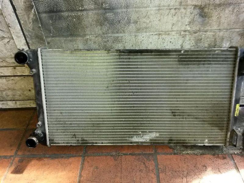 Kühler wurde auf Dichtheit geprüft FIAT PUNTO (188_) 1.9 DS 60 44 KW