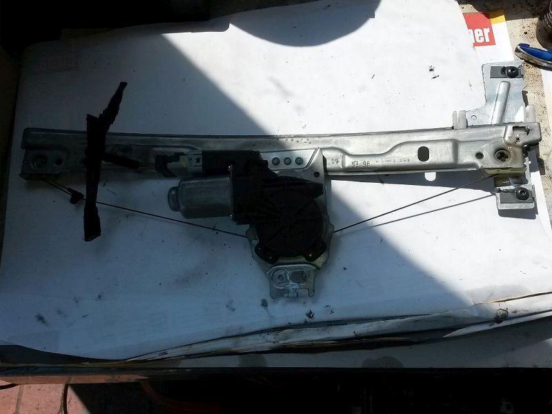 Fensterheber links vorn mit Motor PEUGEOT 207 SW (WK) 1.4 16V ACTIVE 70 KW