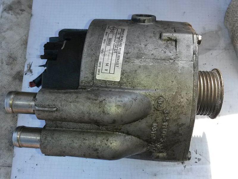 Lichtmaschine  RENAULT ESPACE IV (JK0/1_) 2.2 DCI 110 KW