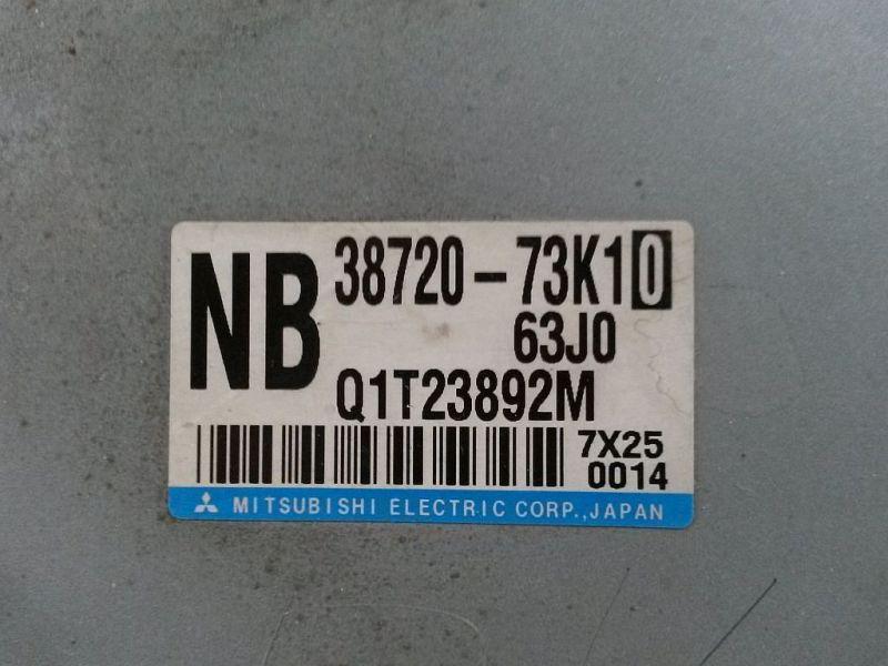 Steuergerät Servolenkung  SUZUKI SWIFT III MZ 1.3 68 KW