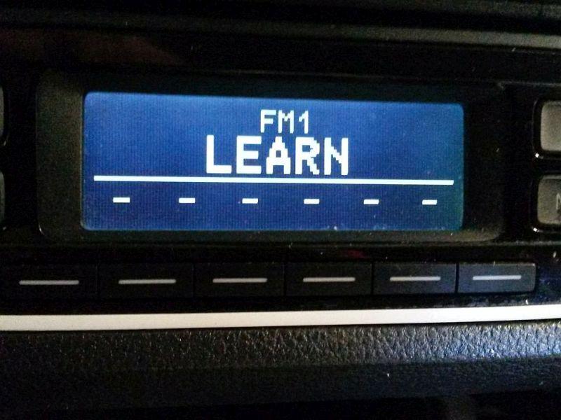 CD-Radio  VW UP 1.0 44 KW