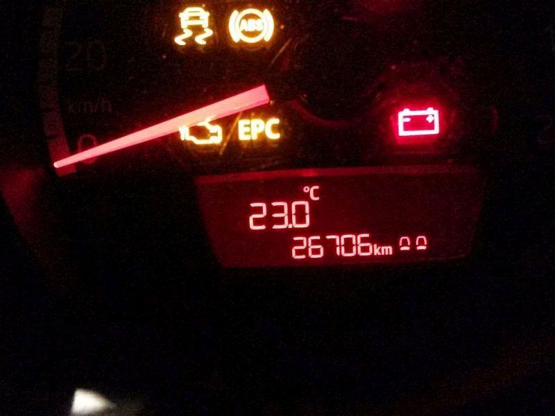 Bremssattel links vorn  VW UP 1.0 44 KW