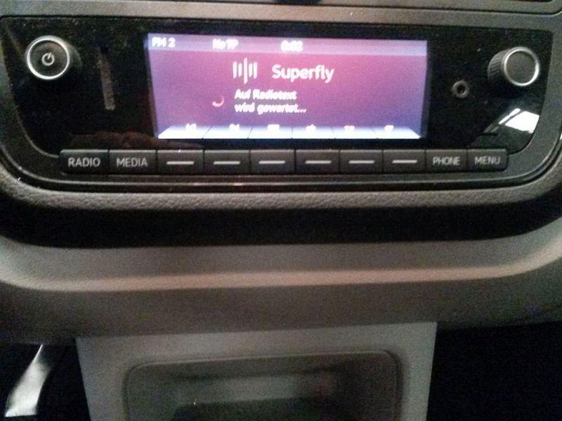 CD-Radio  SEAT MII (KF1_) 1.0 44 KW