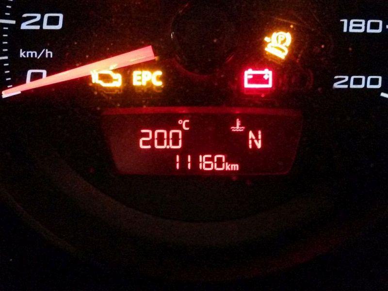 Stoßdämpfer links hinten  SEAT MII (KF1_) 1.0 44 KW