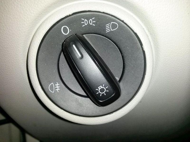 Schalter Licht  SEAT MII (KF1_) 1.0 44 KW