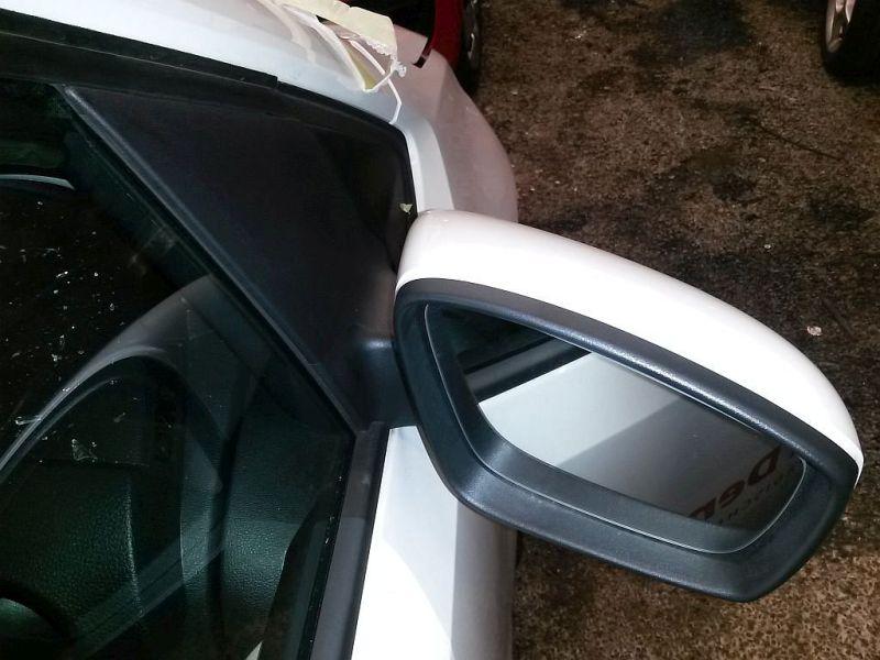 Außenspiegel mechanisch lackiert rechts Außenspiegel rechts SEAT MII (KF1_) 1.0 44 KW