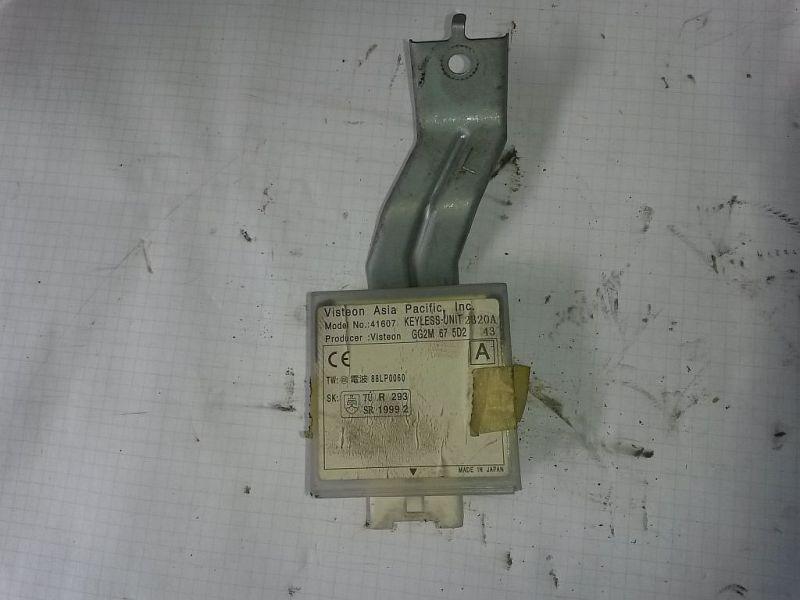 Steuergerät Zentralverriegelung  MAZDA MX-5 II (NB) 1.6 16V CABRIO 81 KW