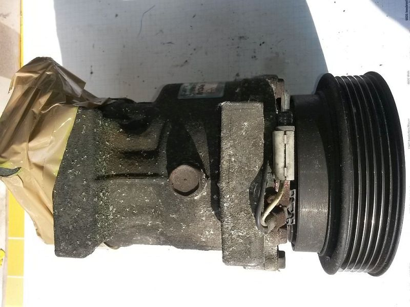 Klimakompressor  RENAULT CLIO II (BB0/1/2_, CB0/1/2_) 1.5 DCI 48 KW