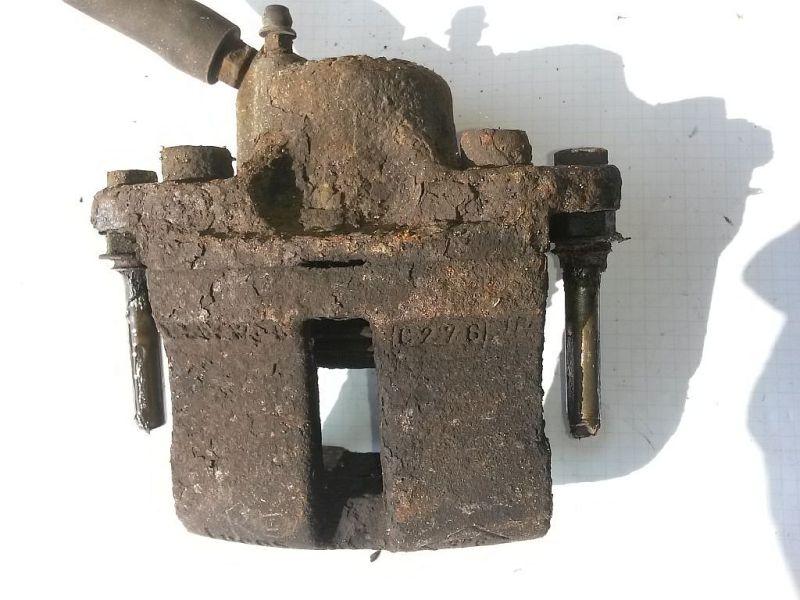 Bremssattel rechts vorn  RENAULT CLIO II (BB0/1/2_, CB0/1/2_) 1.5 DCI 48 KW