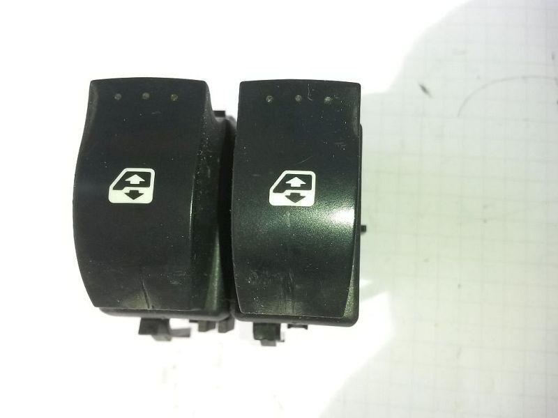 Schalter Fensterheber  RENAULT CLIO II (BB0/1/2_, CB0/1/2_) 1.5 DCI 48 KW