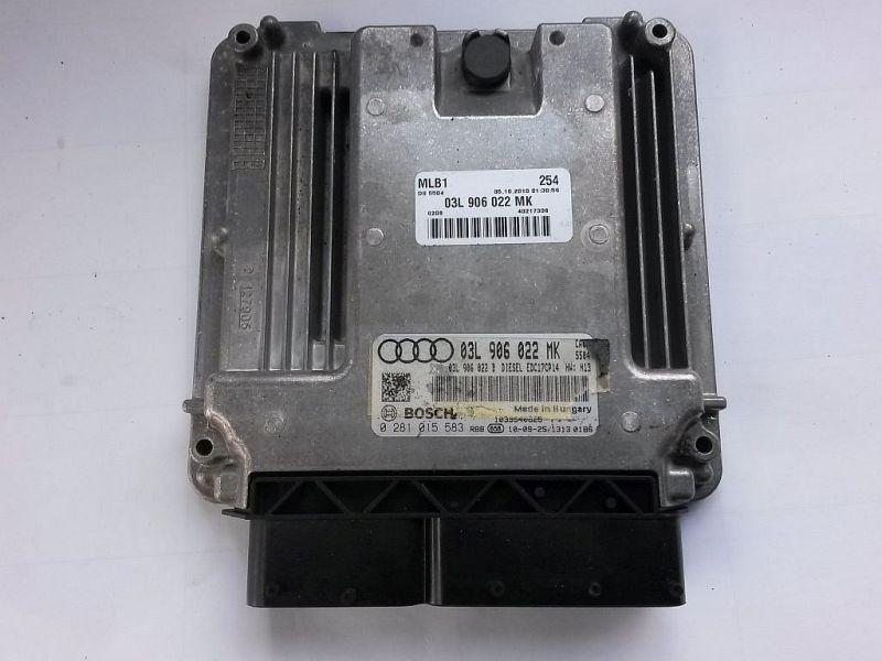 Steuergerät Motor  AUDI A4 AVANT (8K5, B8) 2.0 TDI 105 KW