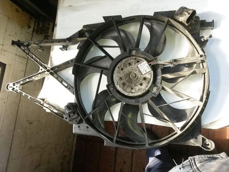 Elektromotor, Kühlerlüfter  OPEL ZAFIRA A (F75_) 2.0 DTI 16V 74 KW