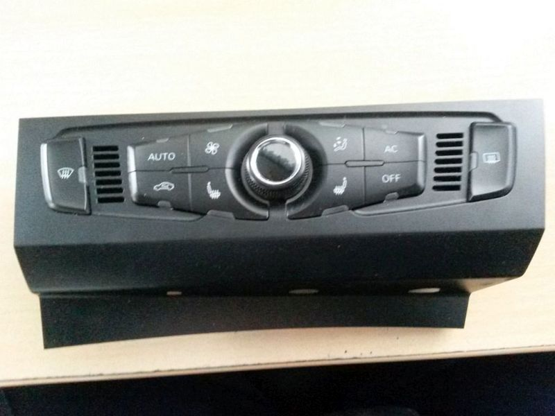 Bedienelement, Klimaanlage  AUDI A4 AVANT (8K5, B8) 2.0 TDI 105 KW