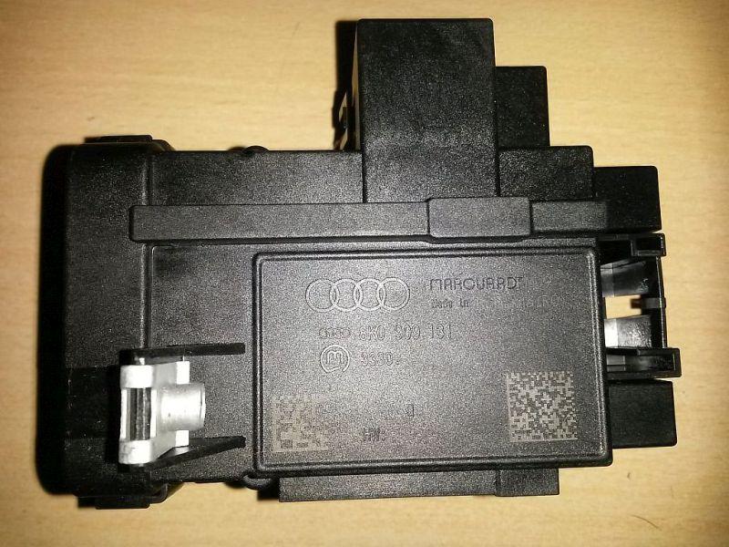 Zündschloss AUDI A4 AVANT (8K5, B8) 2.0 TDI