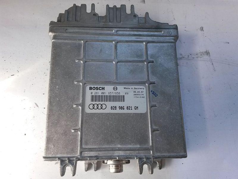 Steuergerät Motor Steuergerät Dieseleinspritzung AUDI A4 (8D2, B5) 1.9 TDI 66 KW