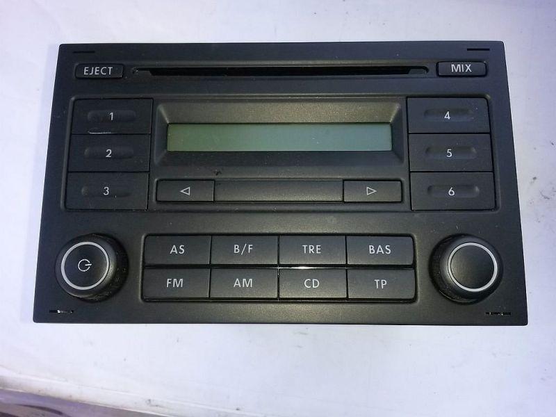 CD-Radio  VW POLO (9N_) 1.2 12V 51 KW