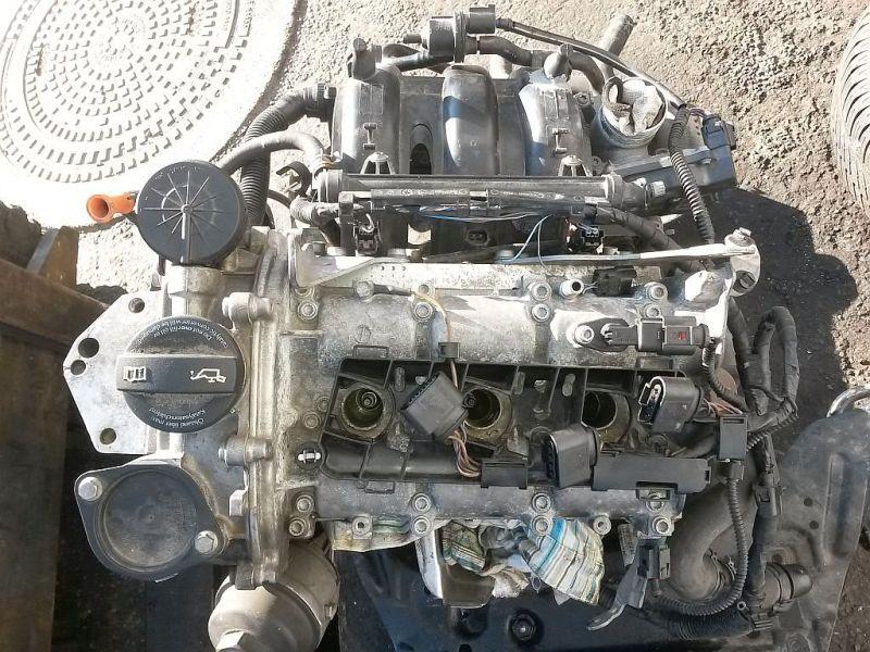 Motor ohne Anbauteile  VW POLO (9N_) 1.2 12V 51 KW