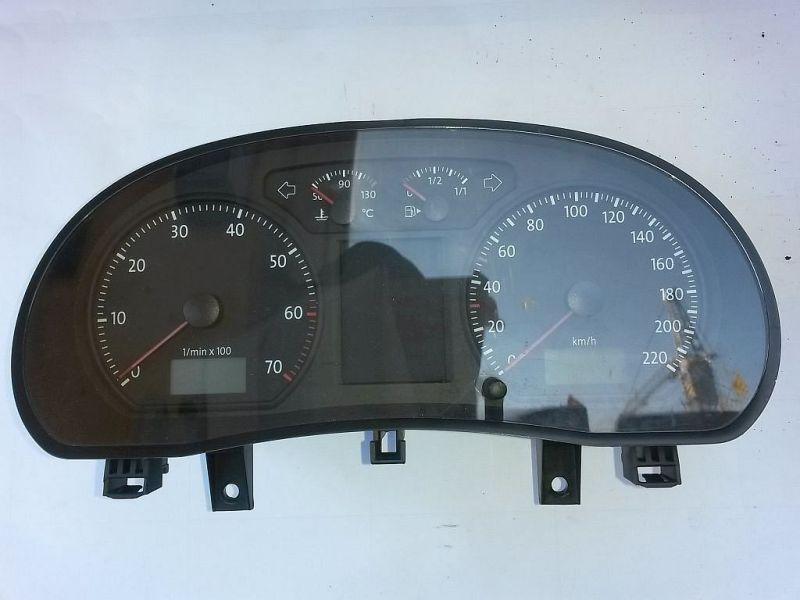 Tachometer Kombiinstrument VW POLO (9N_) 1.2 12V 51 KW
