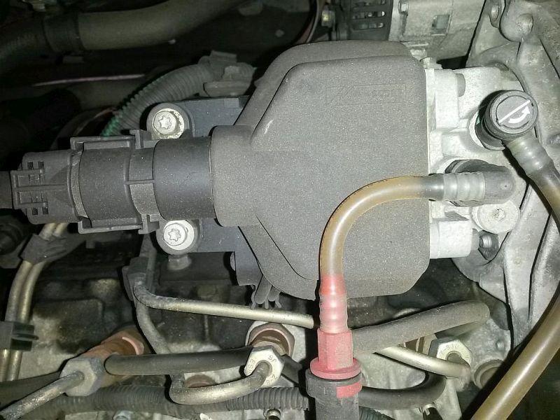 Einspritzpumpe (Diesel)  RENAULT KANGOO EXPRESS (FC0/1_) D 55 1.9 40 KW