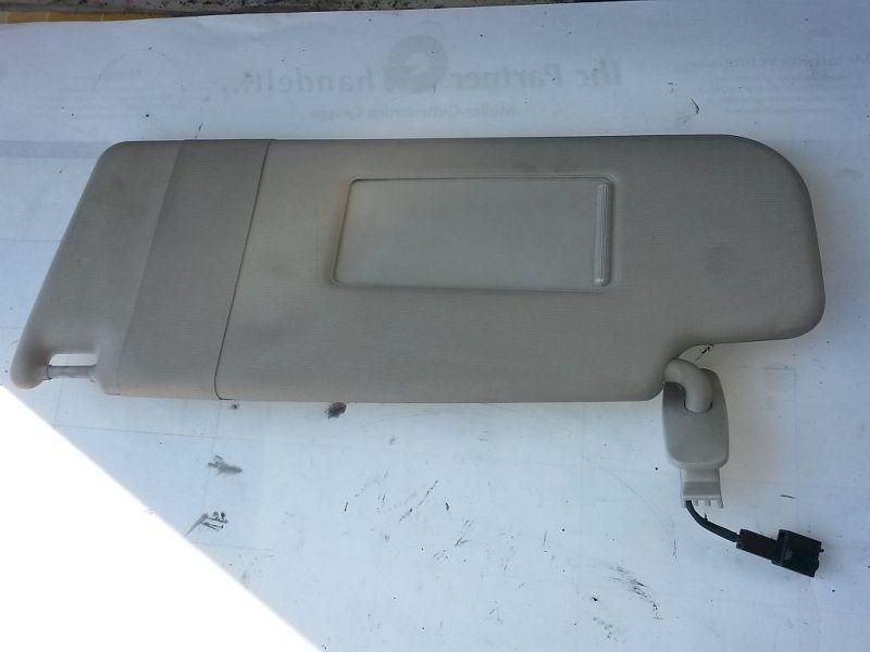 Sonnenblende links mit Beleuchtung VW PASSAT VARIANT (3B6) 1.9 TDI HIGLINE 96 KW