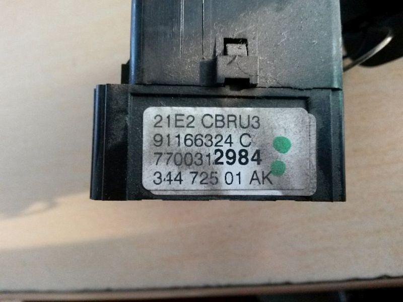 Blinkerschalter OPEL VIVARO KASTEN (F7) 1.9 DI
