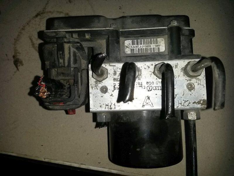 Bremsaggregat ABS ESP ABS Bremsaggregat 2091 IBIZA IV (6L1) 1.2 12V 51 KW
