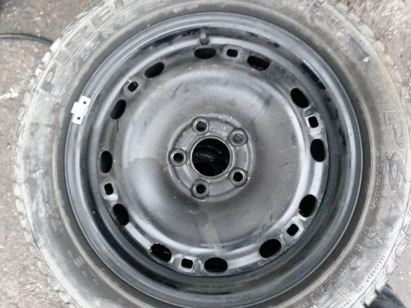 Felge Stahl Preis ist ohne Reifen 2091 IBIZA IV (6L1) 1.2 12V 51 KW