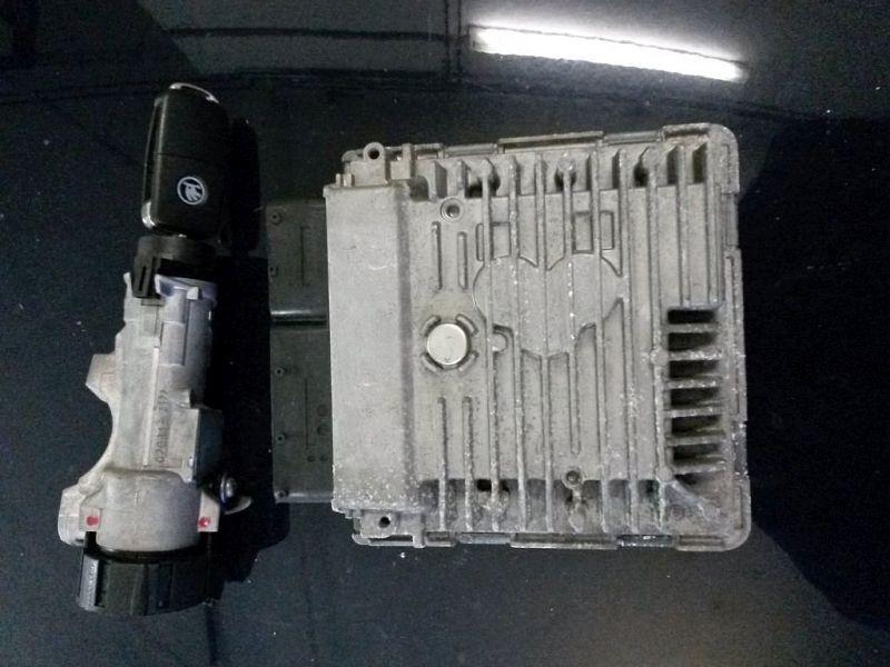 Steuergerät Motor  SKODA FABIA COMBI (545) 1.6 TDI 55 KW