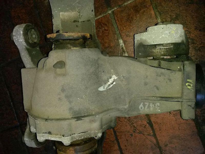 Differenzial (hinten) Hinterachsgetriebe AUDI A6 AVANT (4B, C5) 2.5 TDI V6 QUATTRO 132 KW