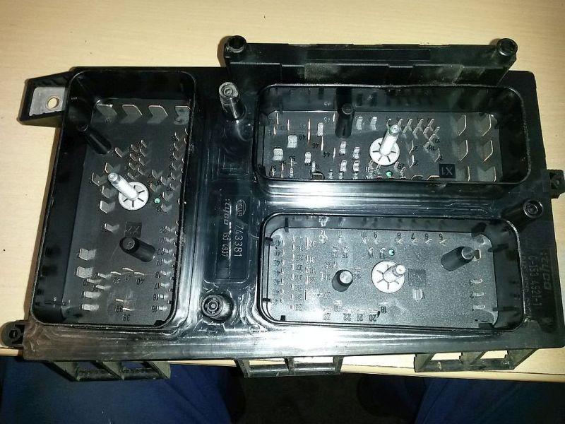 Sicherungskasten zurück gesetzter SicherungskastenOPEL ASTRA H CARAVAN (L35) 1.9 CDTI