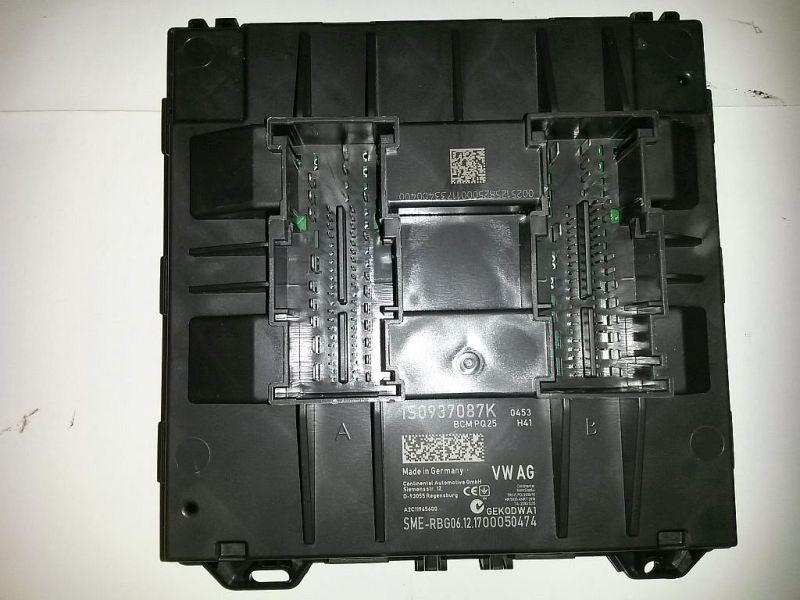 Steuergerät Zentralverriegelung Komfortsteuergerät SEAT MII (KF1_) 1.0 44 KW