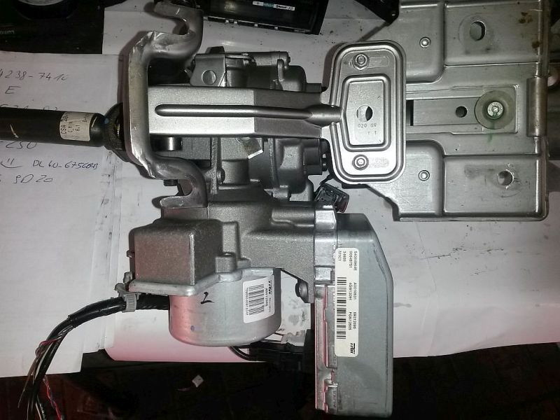 Servopumpe elektrische Servopumpe MAZDA 2 (DE) 1.3 55 KW